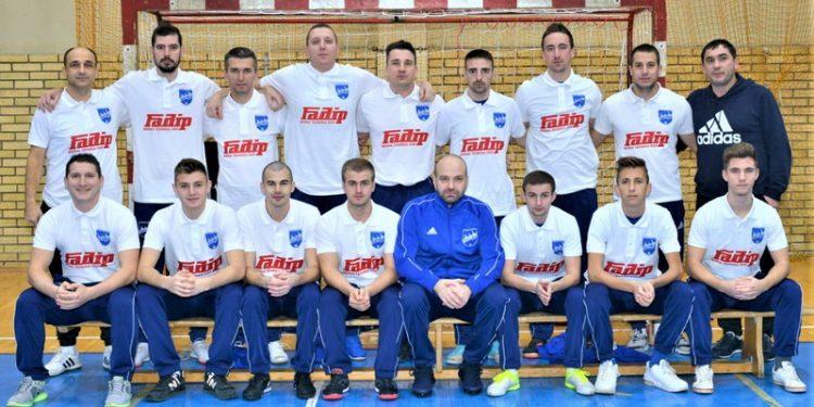 Futsaleri Bečej 2003 usamljeni predvode drugoligaški karavan | Foto: I. Gavrić