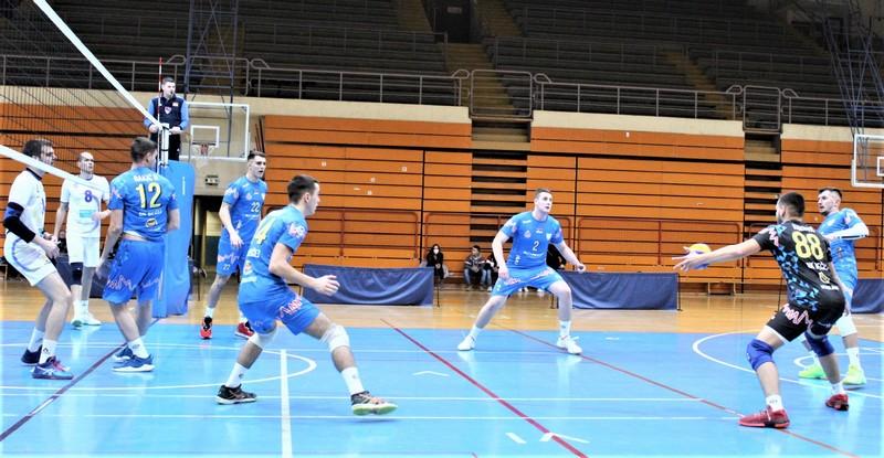 Momenat sa utakmice između Bečeja i Mladenovca