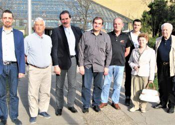 Organizacioni odbor za pisanje Monografije o bečejskom vaterpolu