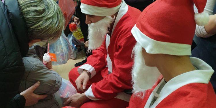 Prošlogodišnji dvojac Deda Mrazova