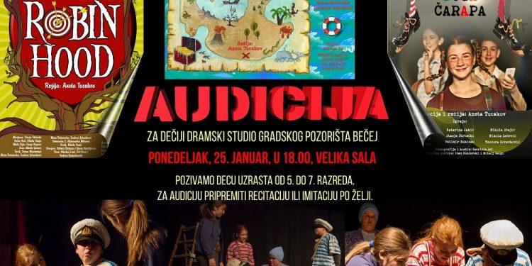 Foto: Gradsko pozorište Bečej