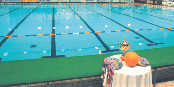 Zatvoreni bazen spremno dočekuje devojčice