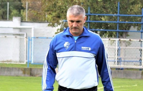 Miloš Andrić je sportski direktor i trener golmana Bečejaca