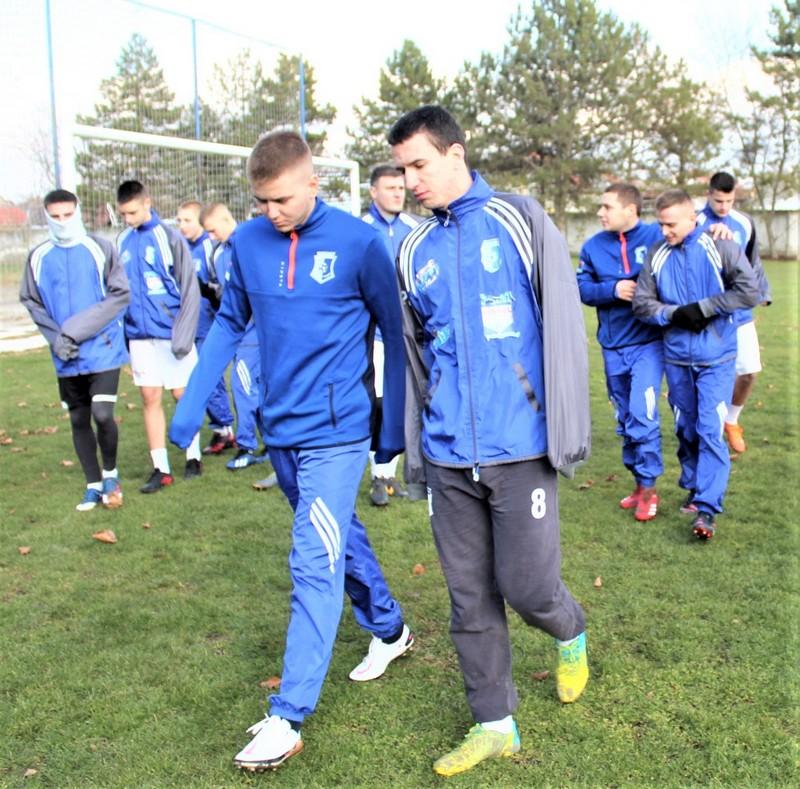 Kapiten David Kudrić i njegov zamenik Miodrag Pelengić predvode saigrače