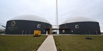 PEPO Energy biogasno postrojenje