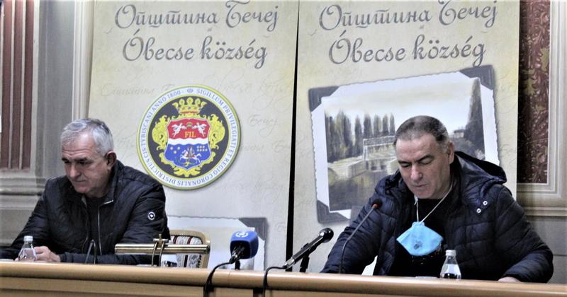 Oni su predsedavali: Velibor Mandić i Slaviša Dabižljević