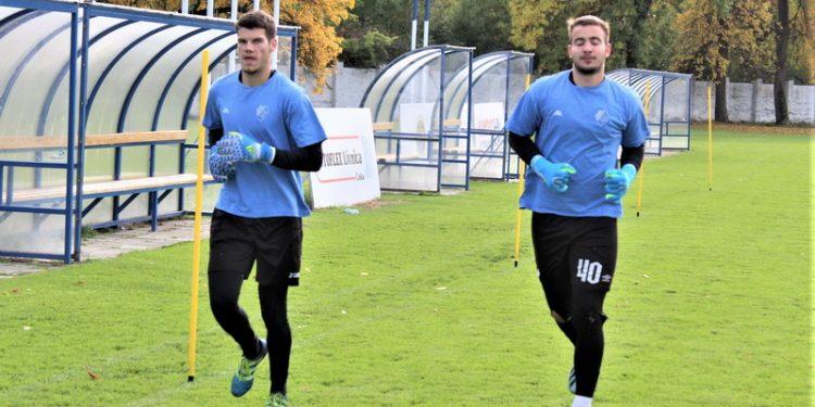 Ranko Puškić i Zoran Barjaktarov su golmanski par Bečejaca