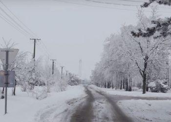 Arhivska fotografija | Radičević, zima