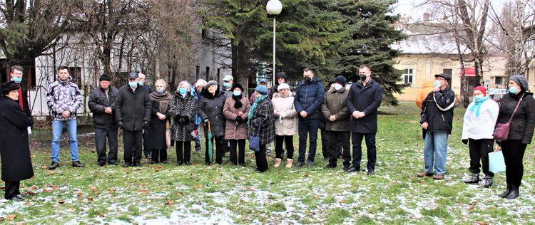 Sa komemoracije povodom 79 godina od Drugog streljanja u Bečeju
