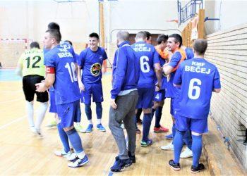 Futsalere Bečeja čeka popravni u Bujanovcu