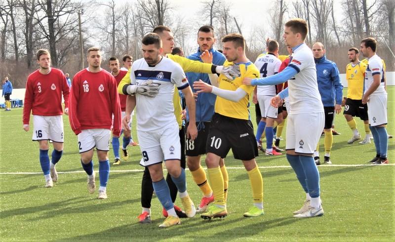 Matalušić je već posle pola sata izazvao incident