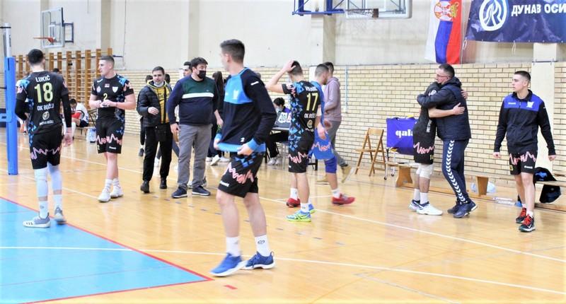 Radost posle utakmice sa jedinim predstavnikom sa Kosova i Metohije