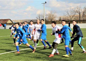 Sa utakmice Gradištanaca i Jaračana u Bečeju