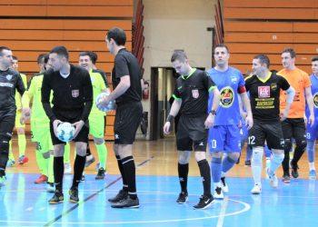 Samo je pre utakmice između Bečejaca i Obrenovčana trajala neizvesnost oko rezultata