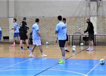Futsaleri Bečeja spremni za novo dokazivanje