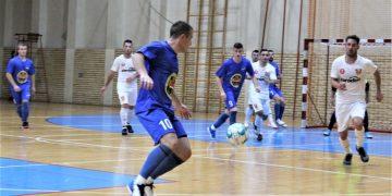 Momenat sa utakmice Bečejaca i Ivanjičana jesenas kraj Tise