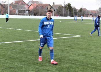 Siniša Nijemčević postigao je dva gola u Subotici