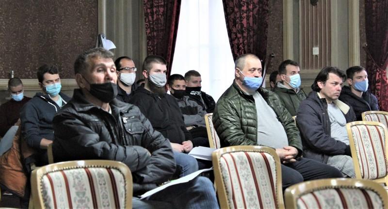 Zapažen odziv predstavnika klubova na Vanrednoj izbornoj skupštini SSOB