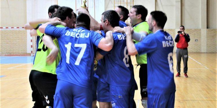 Futsaleri Bečeja su prebrinuli sve brige