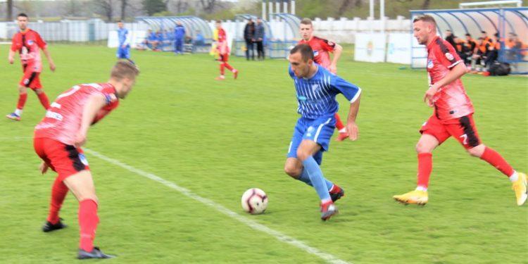 Probudio se ovog proleća: Strahinja Ilić je na devet utakmica postigao šest golova