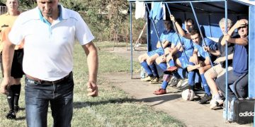 Trener Mladosti iz Radičevića Milorad Kolundžija
