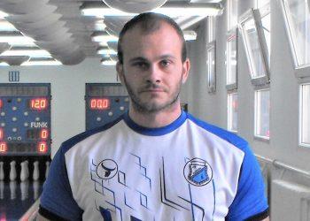 Nikola Vukadinov je bio najsigurniji kuglaš meča Hajduk - Vojvodina