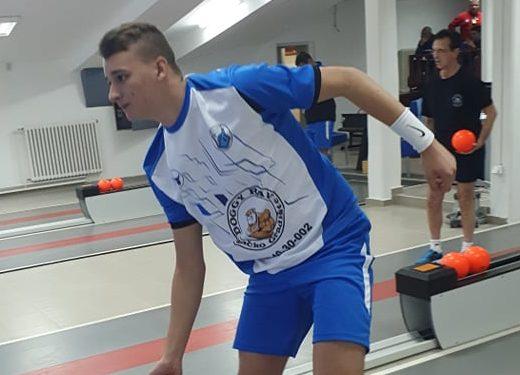 Gabor Kurcinak je postao juniorski prvak Srbije u tandemu sa Markom Erdeljanom