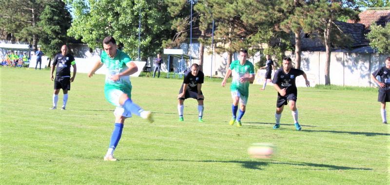 Bratislav Jelić je otvorio svoju seriju golova sa bele tačke