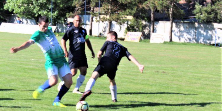 Prvi od 12 viđenih golova postigao je Miodrag Pelengić