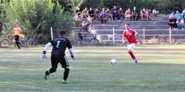 Kapiten Jedinstva Šandor Mihalec je stalna opasnost za protivničke golmane
