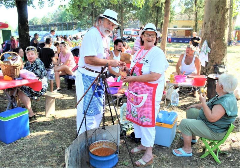 Marija Kiš je skuvala najuskusniji svinjski paprikaš