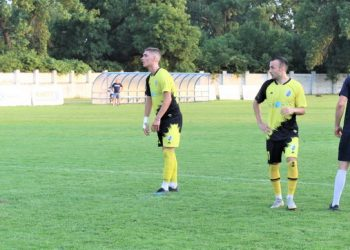 Pred golom Elemiraca u drugom poluvremenu