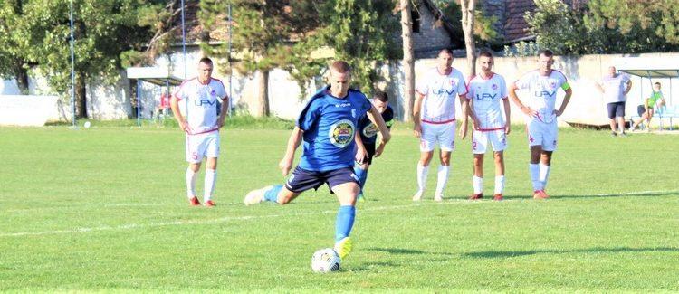 Nenad Kudrić je sezonu otvorio golom sa bele tačke