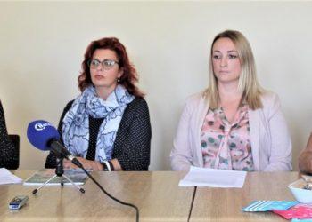 """Sa pres konferencije u Predškolskoj ustanovi """"Labud Pejović"""""""