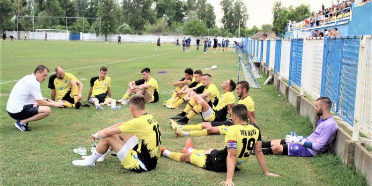 Trener Bečejaca Branko Savić veruje u svoje izabranike