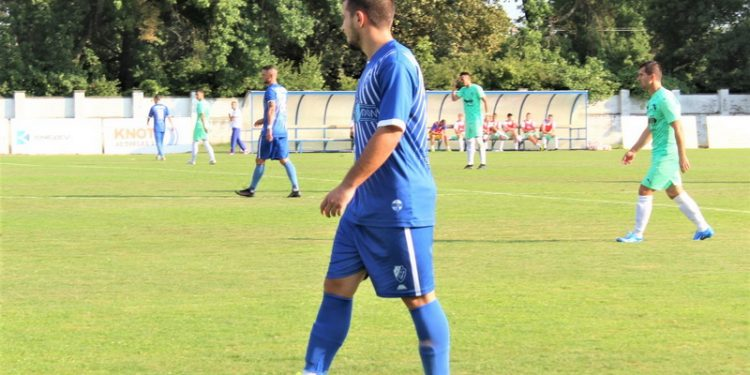 Uvek pouzdan defanzivac Bečejaca Aleksandar Milin