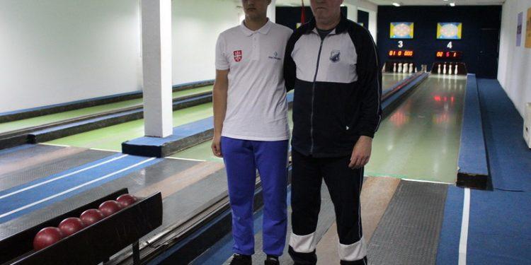 Marko Erdeljan je ponovo nio najefikasniji kuglaš Vojvodine sa treneroom Milana Kaćanskim