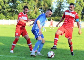 Miloš Savanović se u svakoj prvenstvenoj utakmici upisao u listu strelaca