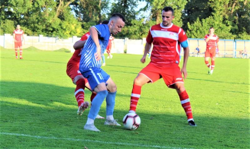 Strelac Bečejaca Miloš Savanović je postigao je pet golova u četiri utakmice