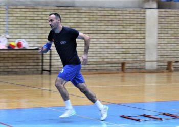 Futsaler Bečejaca Milan Živić