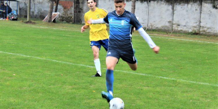 Mladi Martin Jelić se dobro snašao u Vojvodini