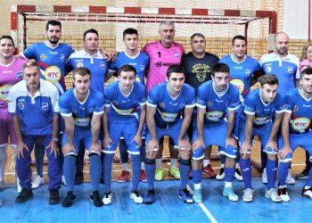 Bez bele zastave u Beogradu: Futsaleri Bečeja