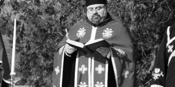 Otac Dejan Stanojev