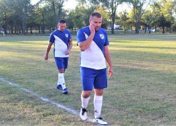 Strahinja Banović je postigao dva gola u Njegoševu